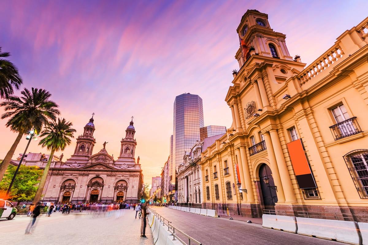 Chile 航空券