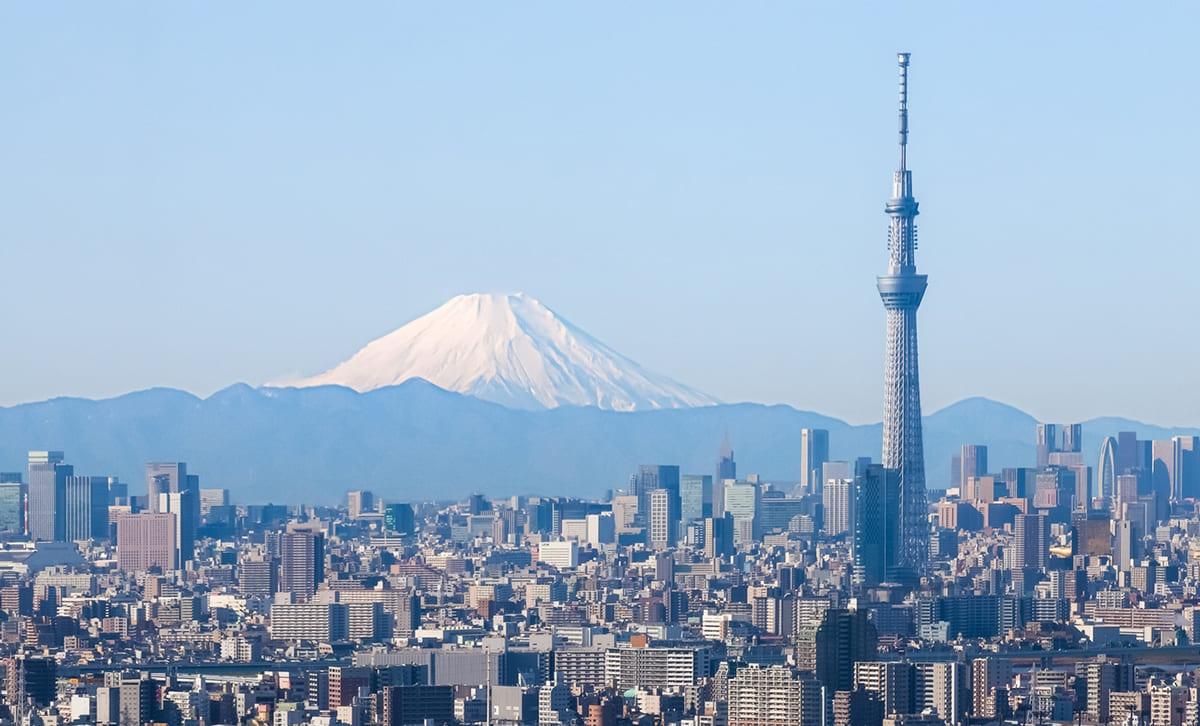 Japón 航空券