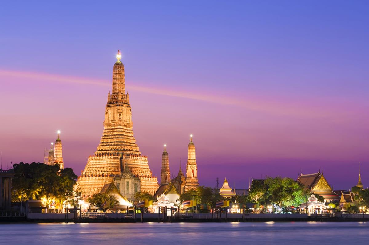 Tailandia 航空券